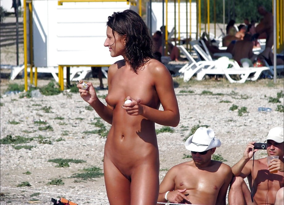 Naked came the florida young naturists