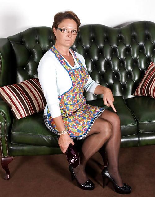 Kimberley Garner Wearing Short Skirt