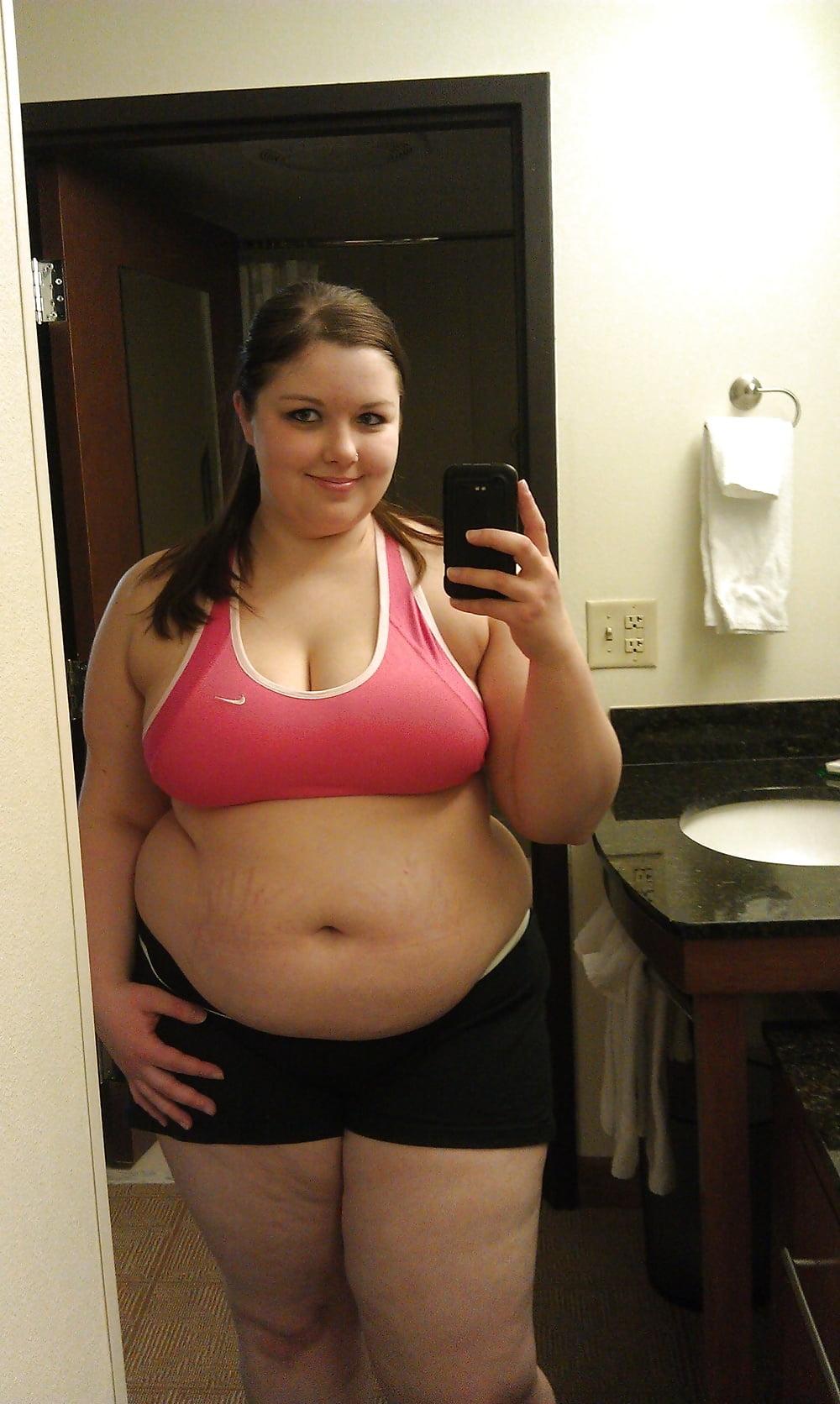 Homemade chubby girl strip