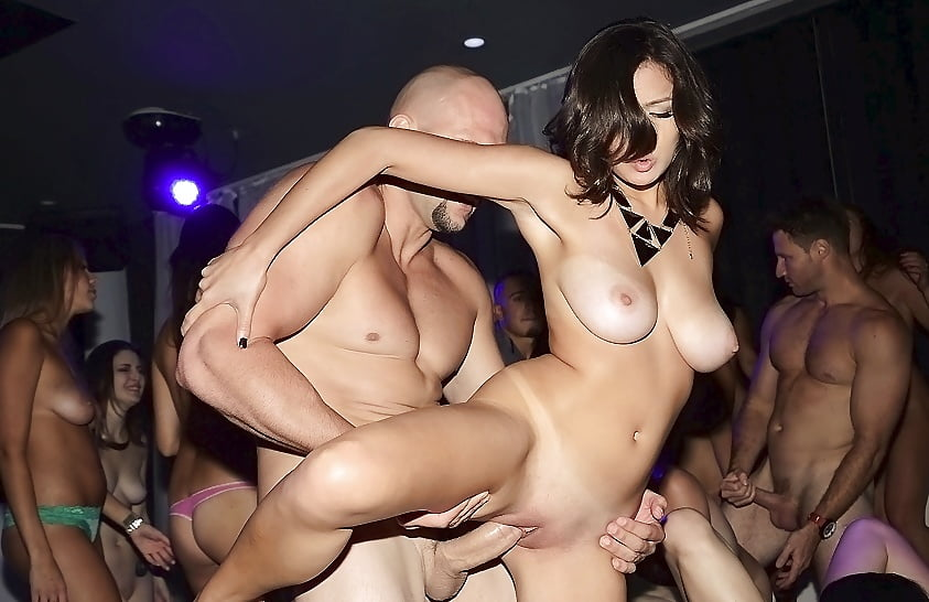Incredible Sex Party