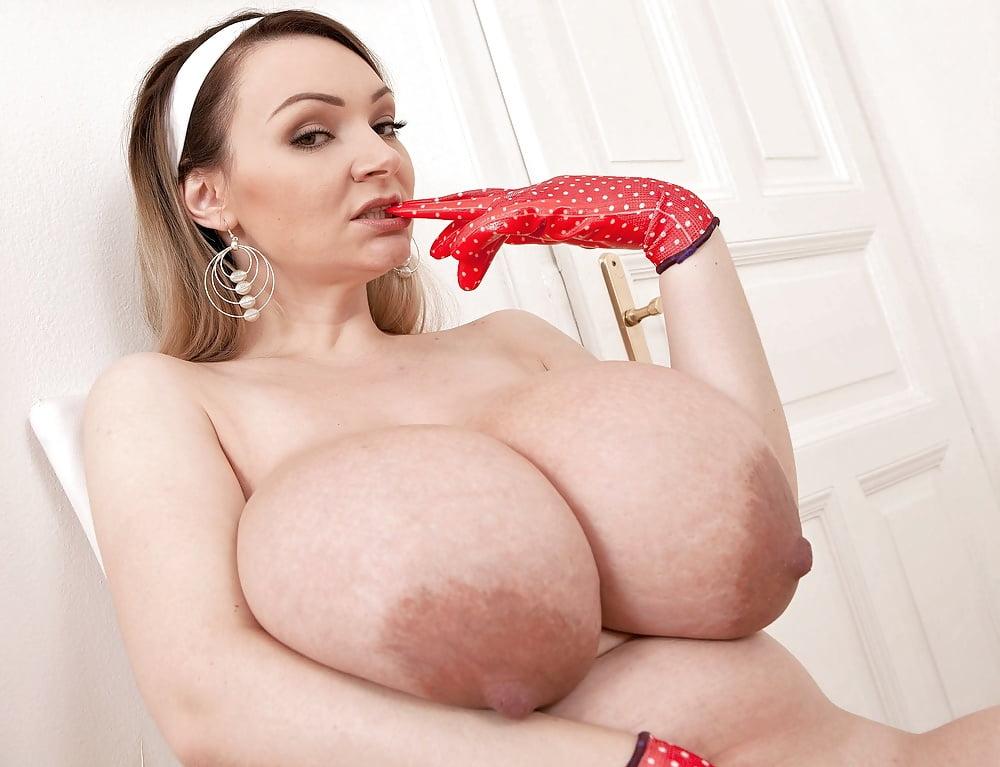 Mickey's big tits
