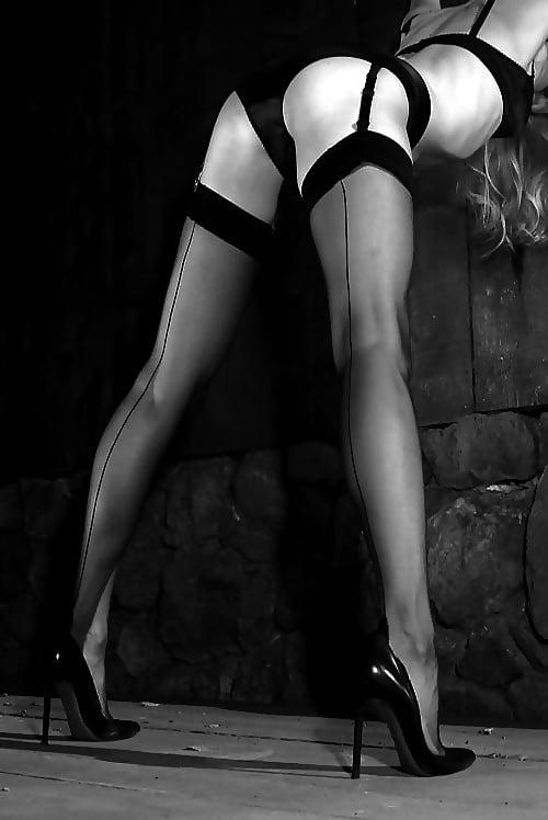 Sexy brazilian women in high heels