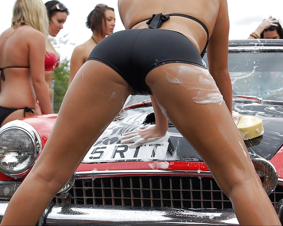 Pin On Sexy Car Wash