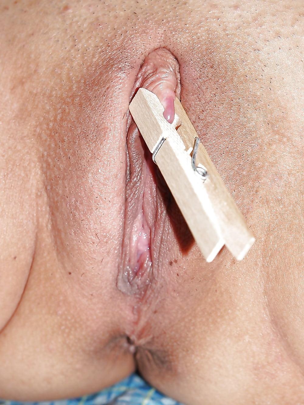 What happens when a vagina gets wet