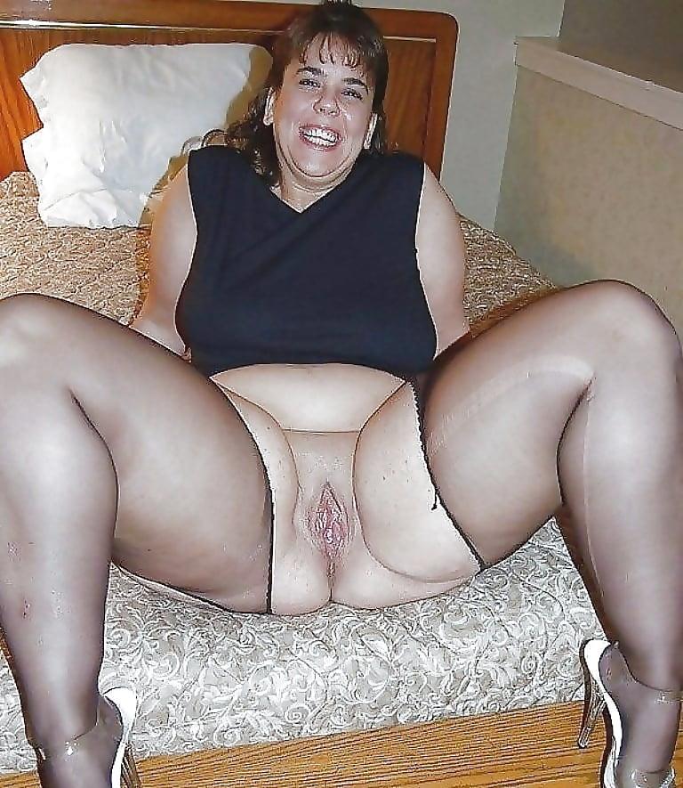 Beautiful Thick Mature Nude