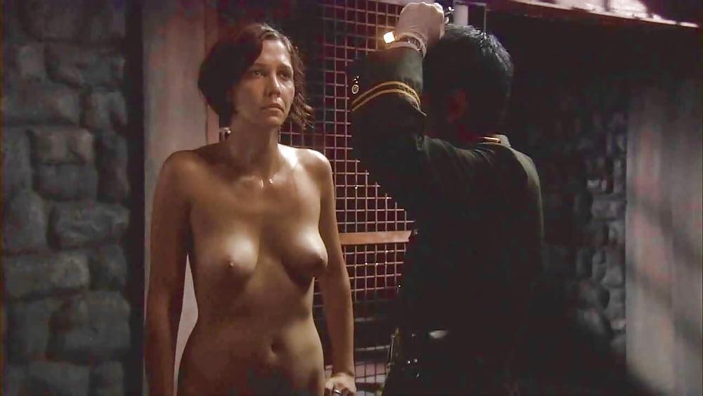 Maggie Gyllenhaal Strip