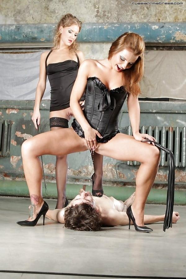 Mistresses pee slave femdom, milla jovovich pussy