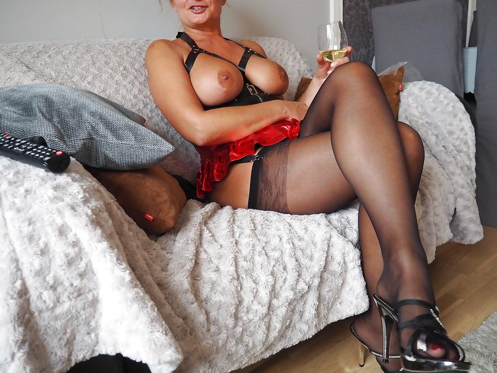 Sex galery pics with black nylon