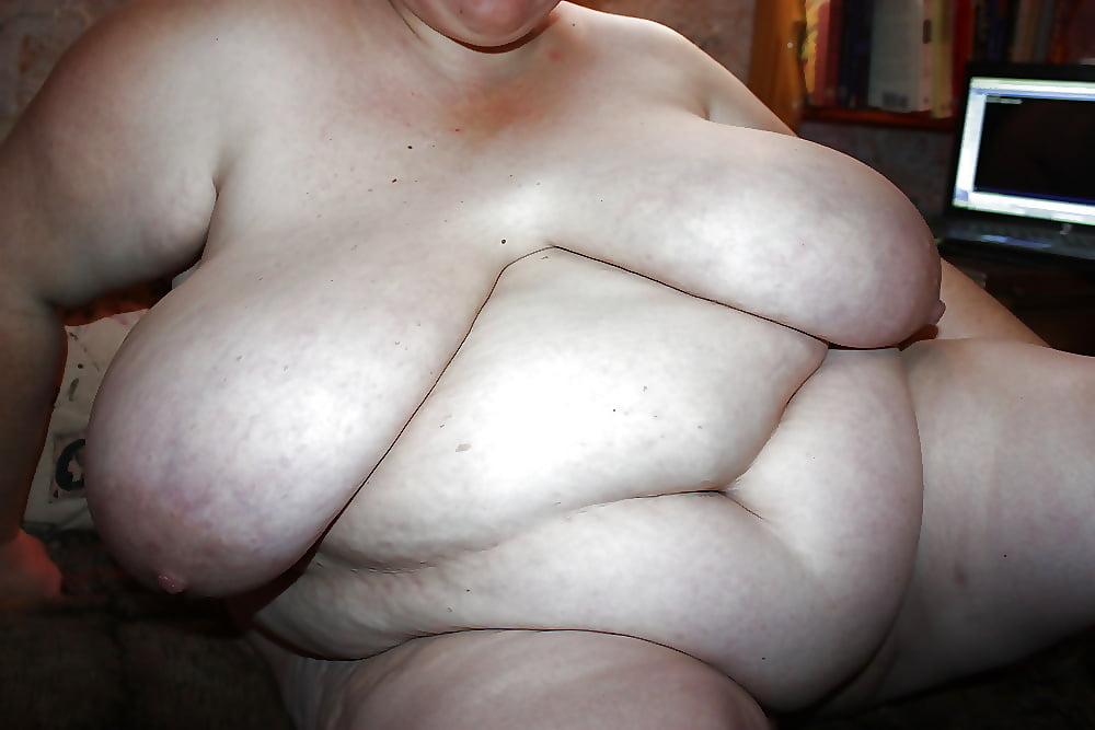 Фото сисек толстых пенсионерок