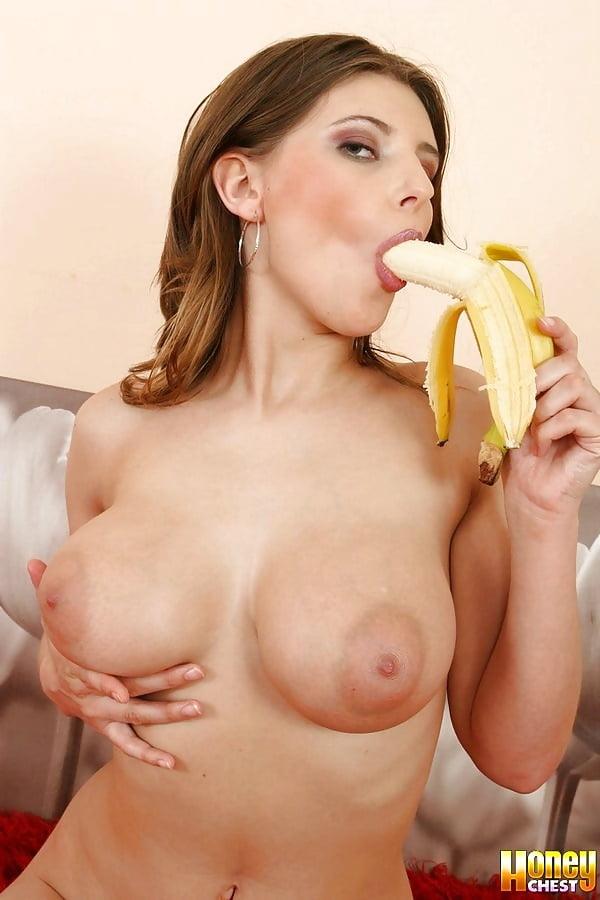 Banana tits porn