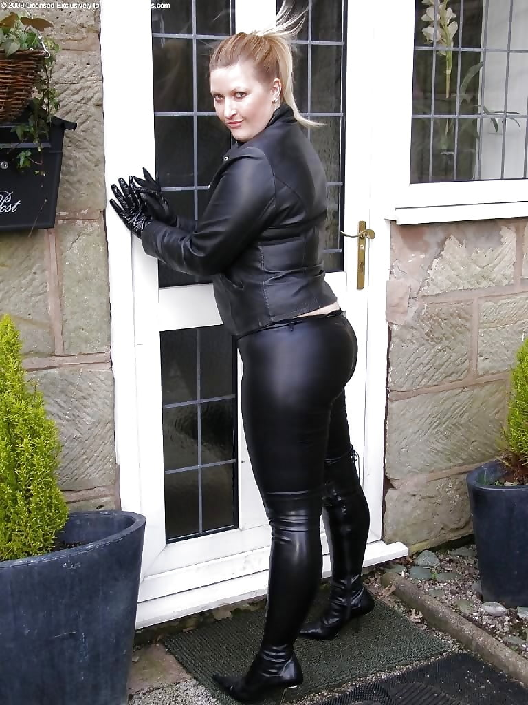 Astafieva cunt wife in leather and pvc pics sex