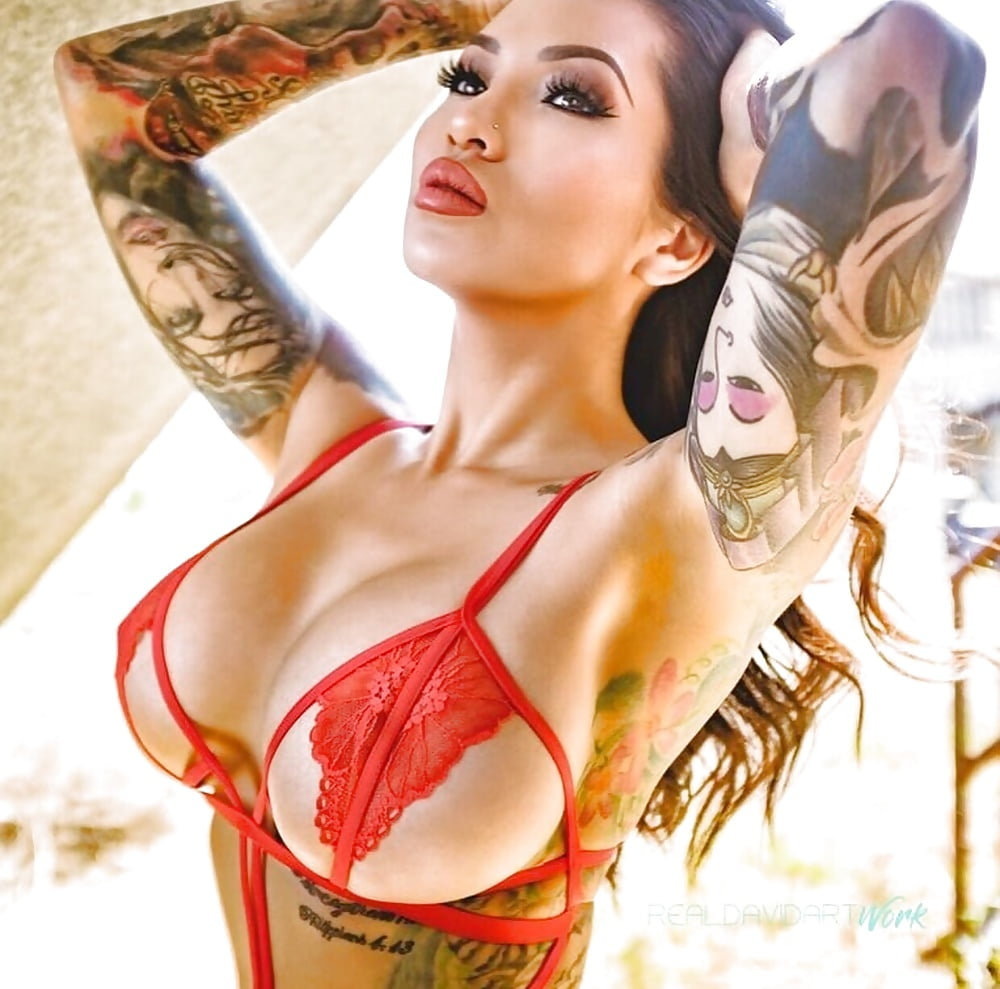Sexy breast tattoos huge selection