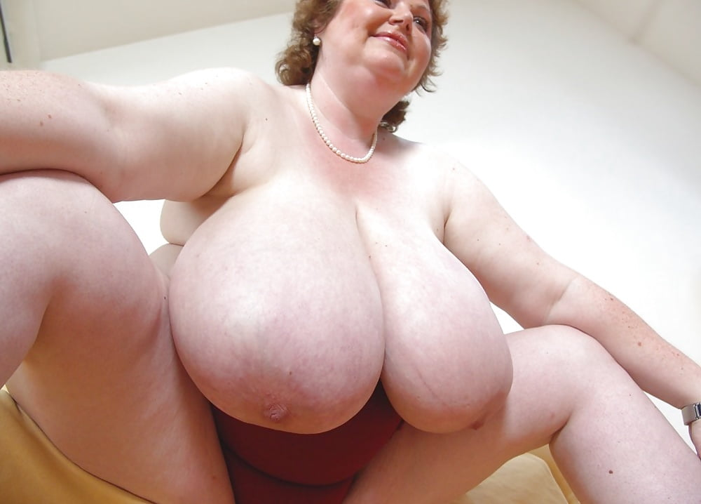 Mature bbw huge boobs image fap