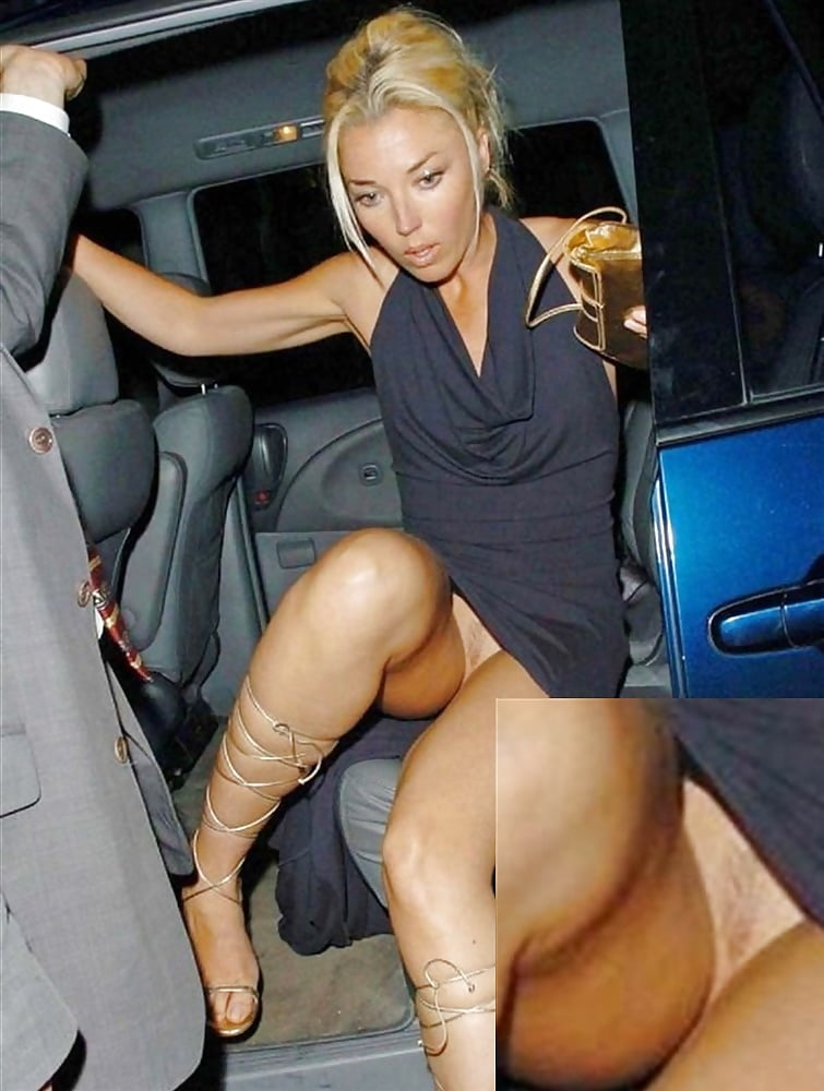 Celebrity oop upskirt — pic 6