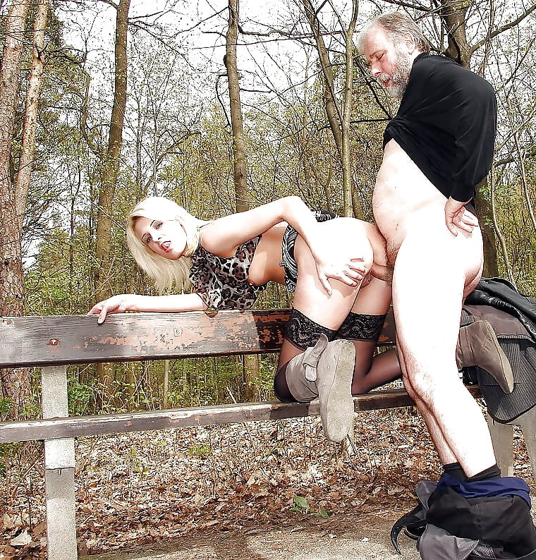 Poking around in the woods, free xxx in yougalery porn photo