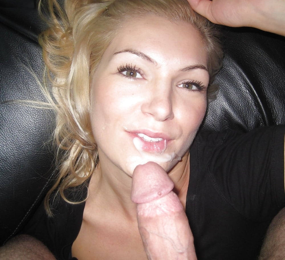 Cock and cum hungry amateurs wives