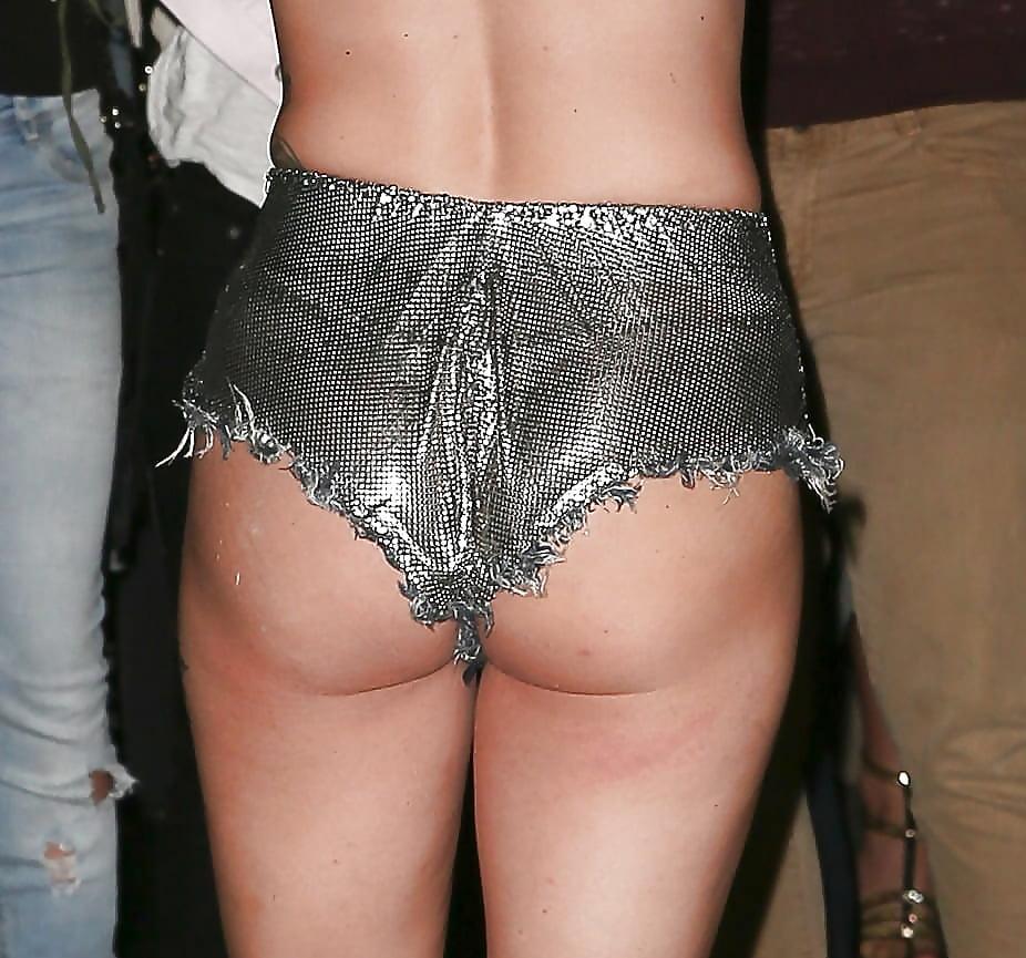 Lady Gaga's New Music Photo Tackles Penis Rumor, Lesbian Prison Babes