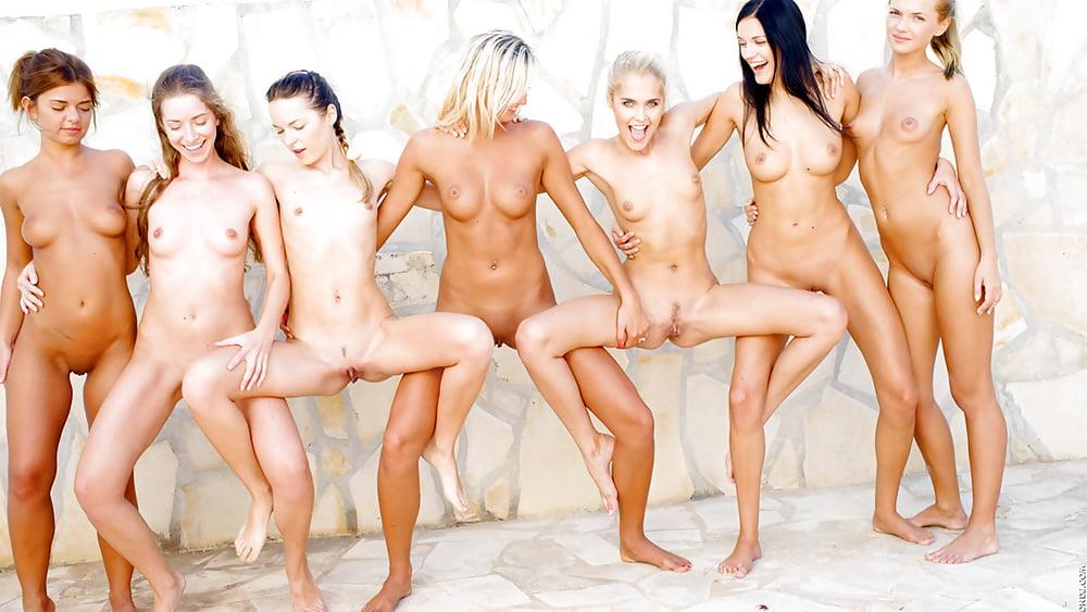 Много порно фото молодежи #11