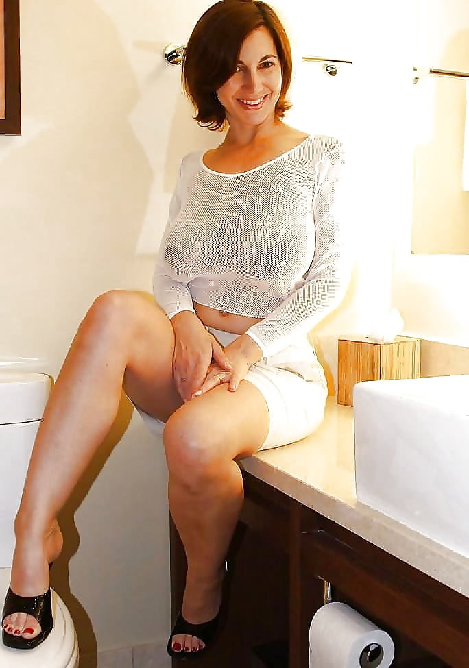 Sexy middle aged females