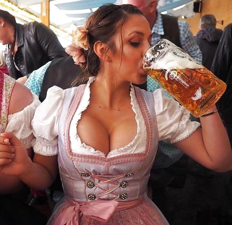 German girls boobs #6