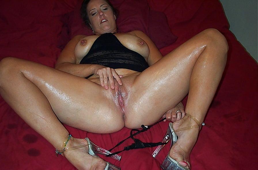 Stunning hot brunette slut in black lace underwear is doing deepthroat blowjob before enjoying anal fuck