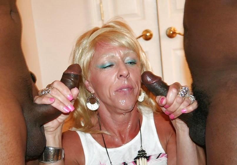 Granny Black Cock Porn Pics