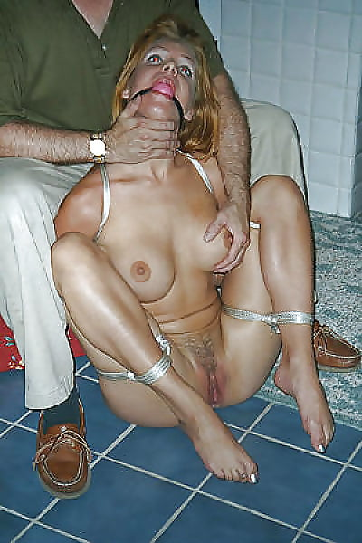 Mature wife beating