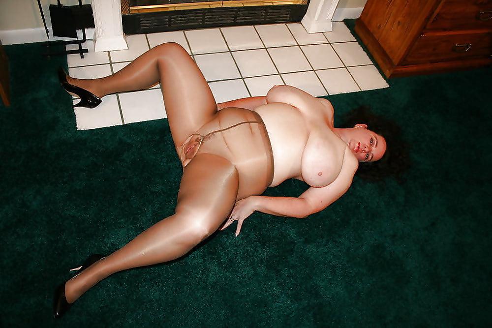 Bbw in pantyhose pics