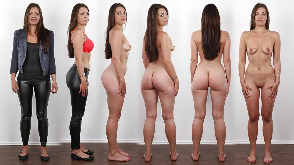 Naked naughty females