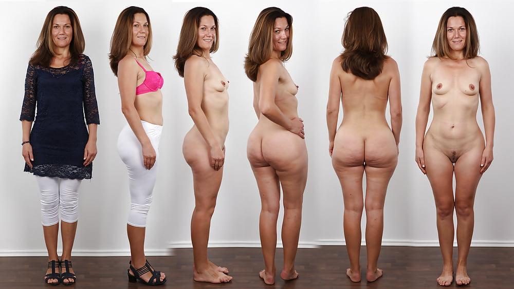 Average Looking Nude Woman