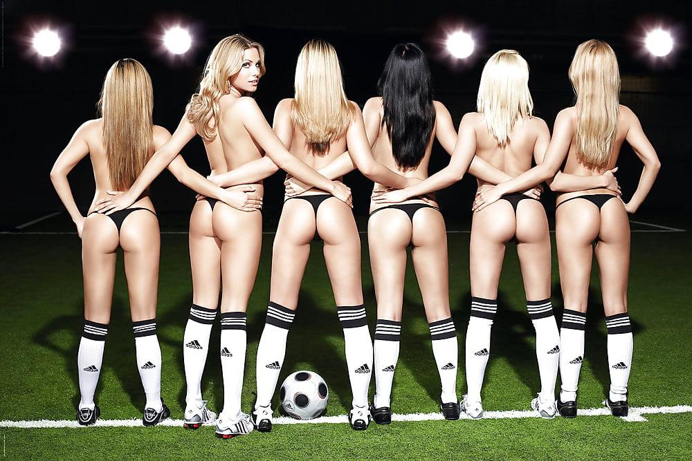 Naked Football Women Photo