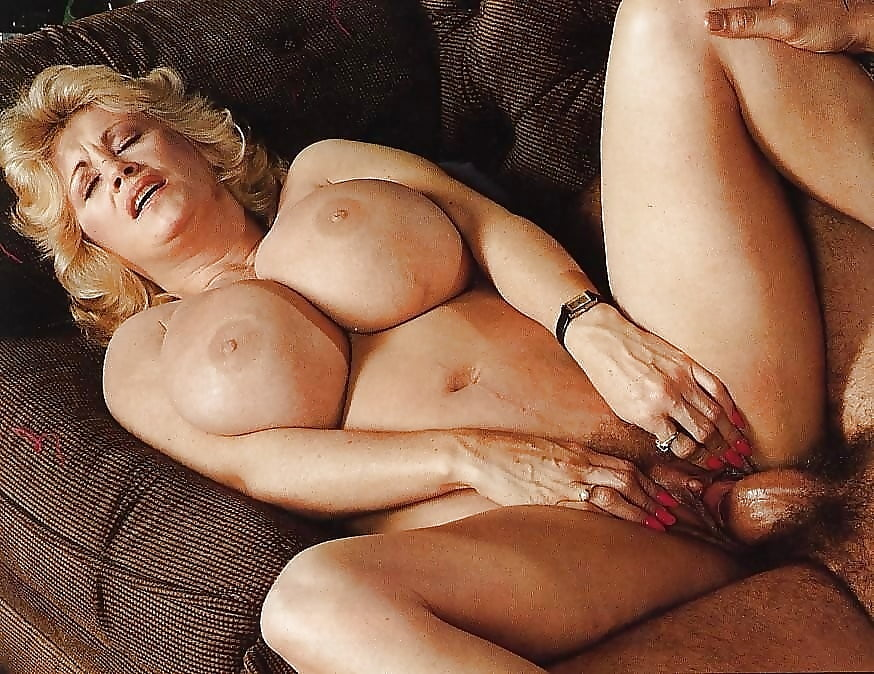 Mature classic nude moms