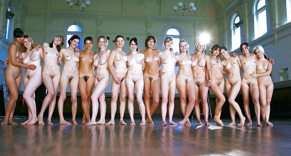 Girls striping nued guy girls getting