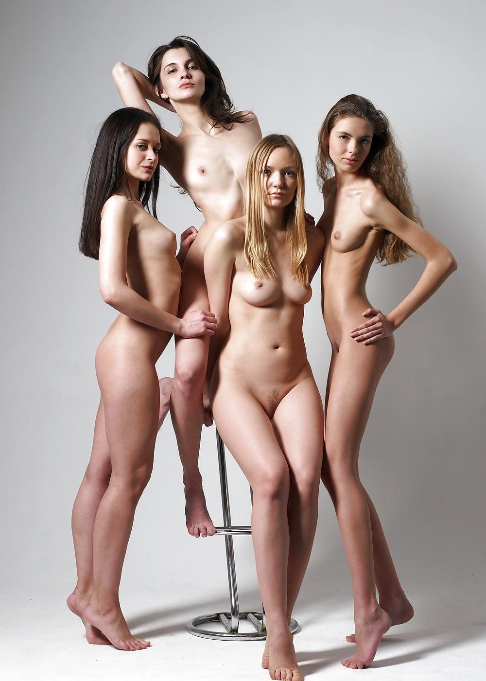 Naked model video europe