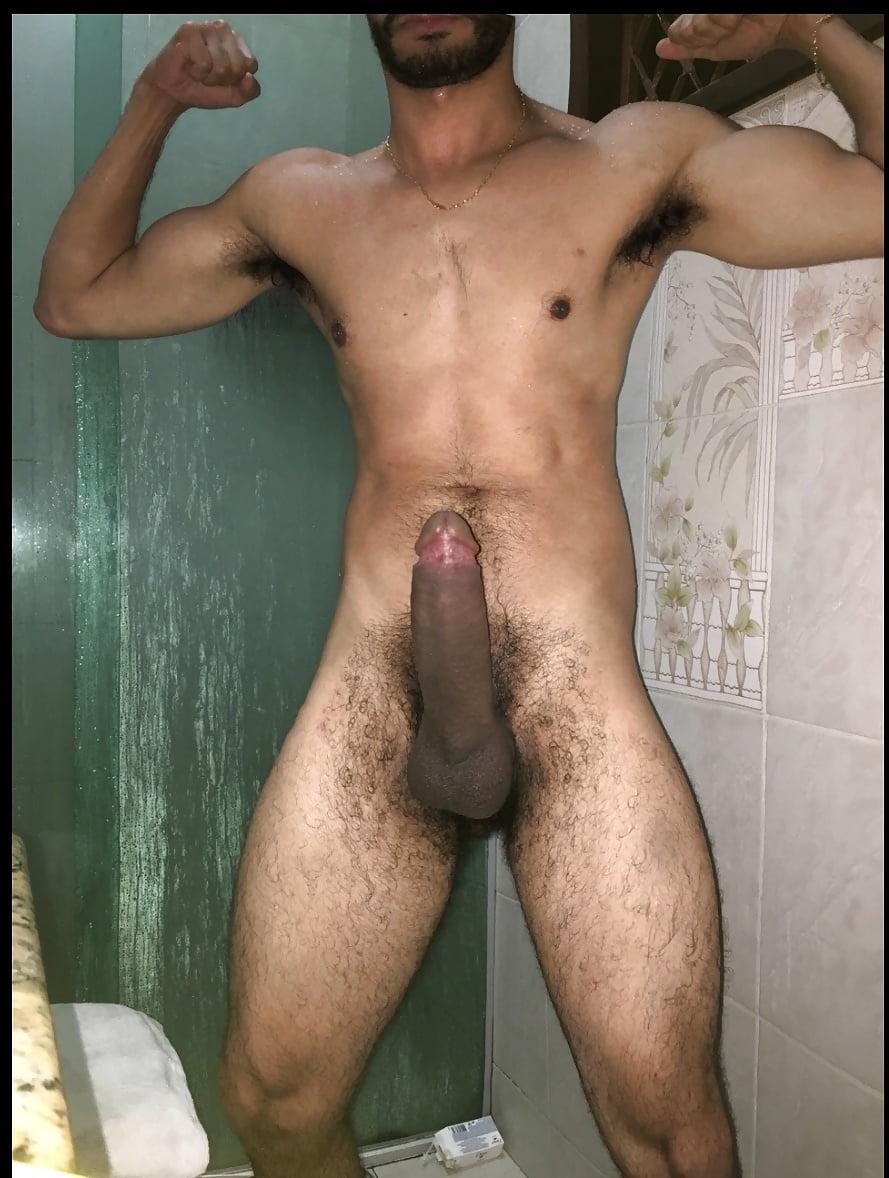 Big cock stuffed in that hot arab pussy drilling deep