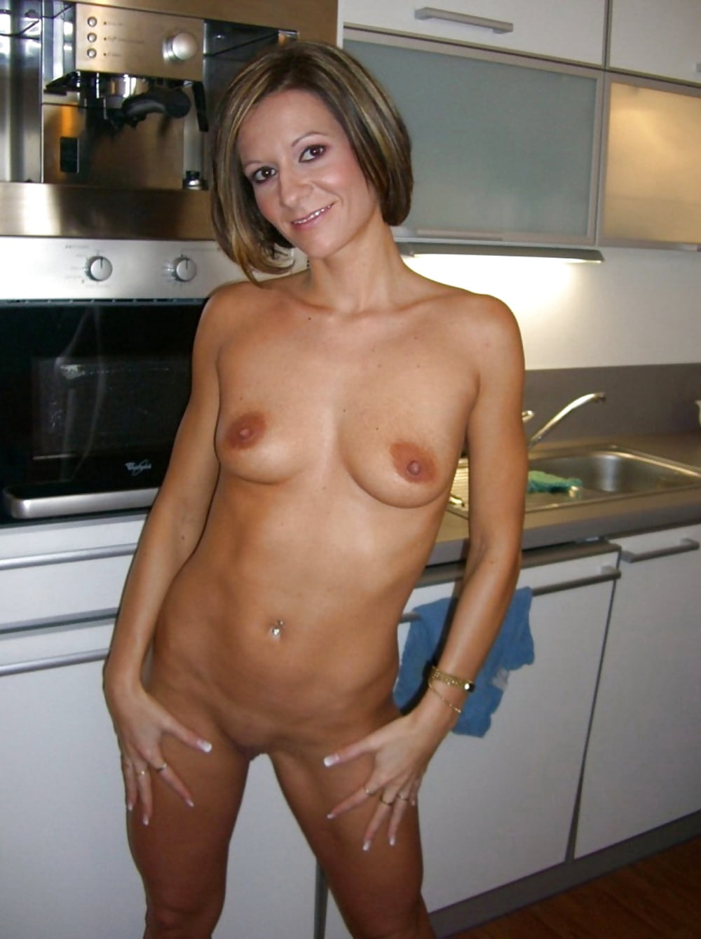 Cute young milf — 1