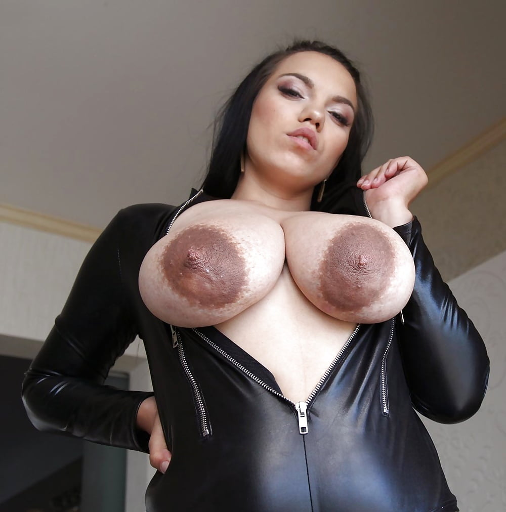 Huge Areolas Nipples