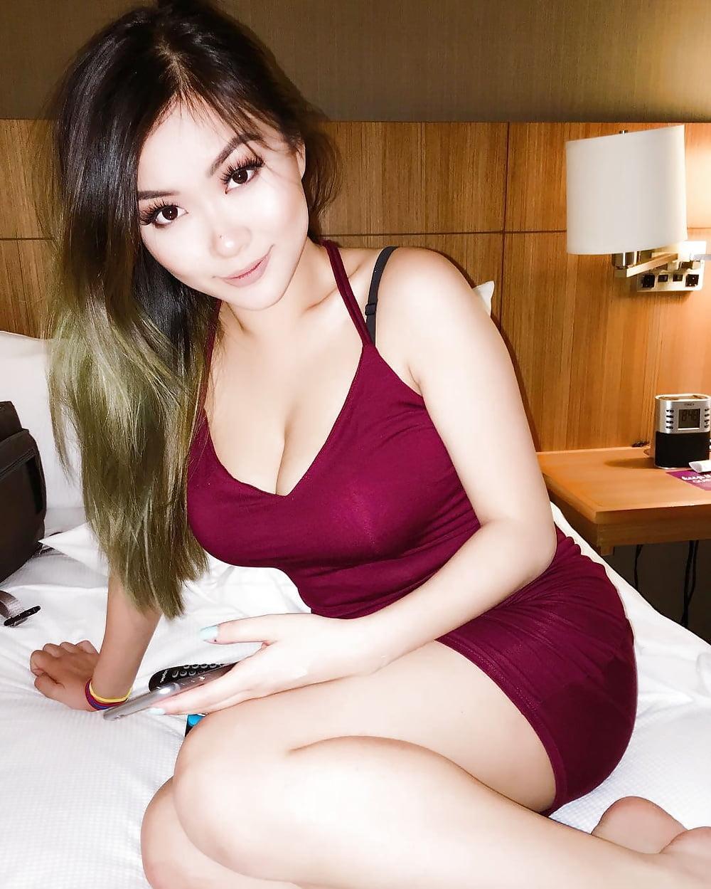 Busty Asian Model Vicki Li Photo 7 In Yandex Collections