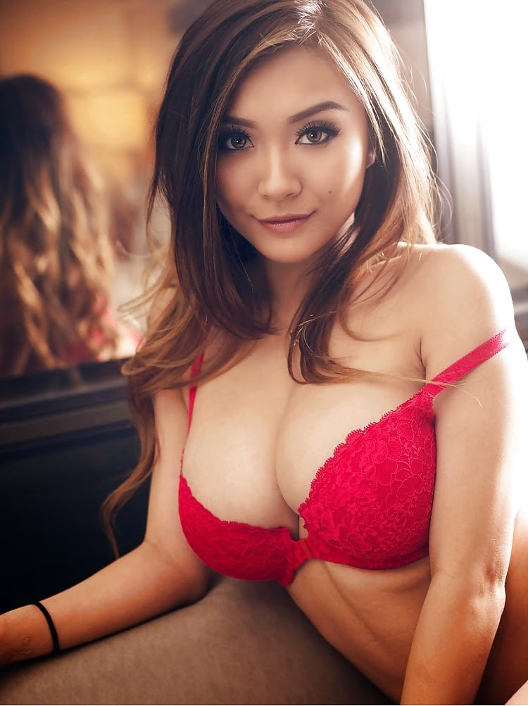 Busty babes asian