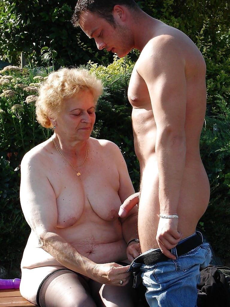 Romanian grandma fucking grandson porn images