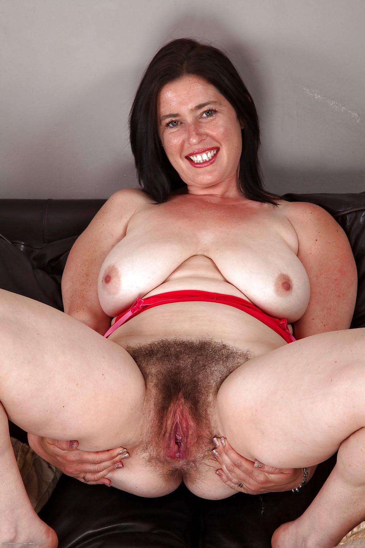 Hairy big women