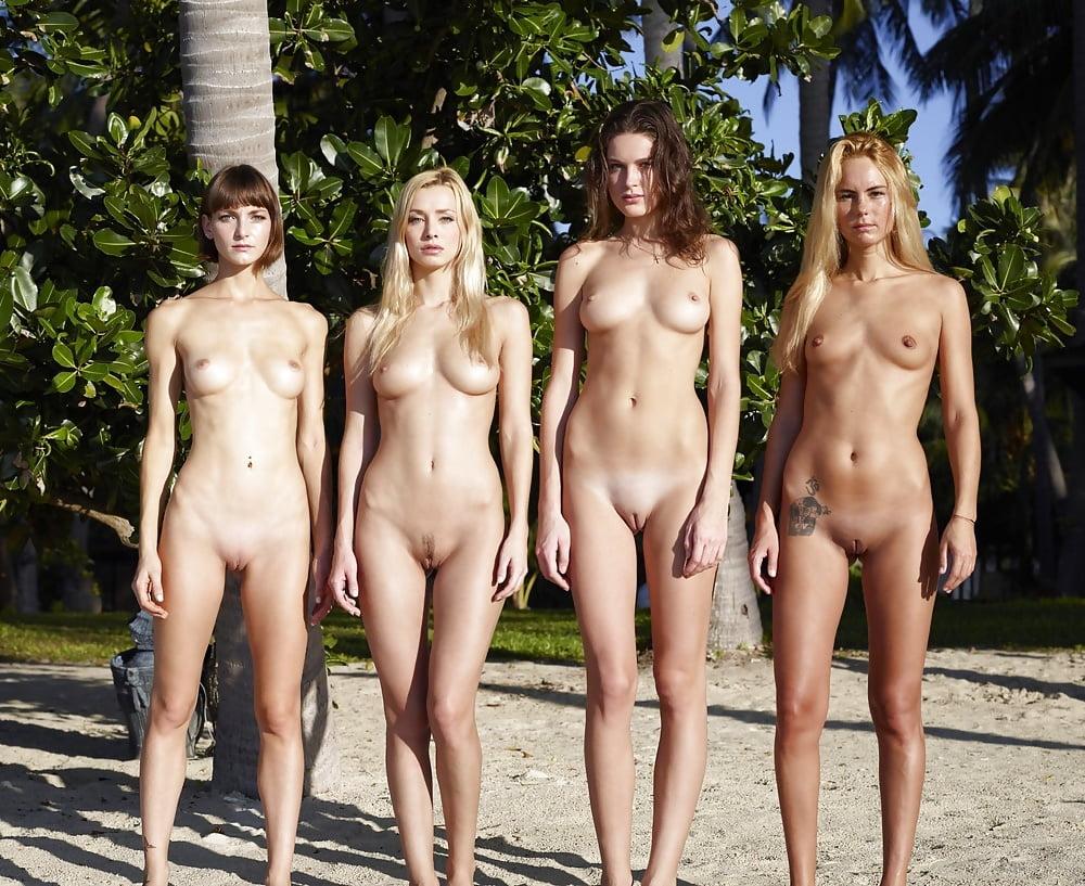 Family girl nudist