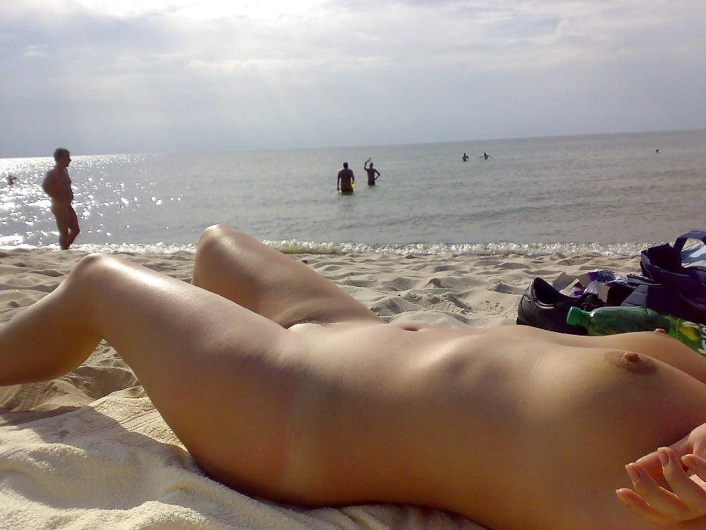 частное фото ребятишек на пляже - 11