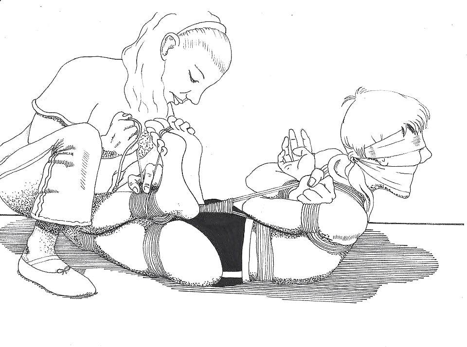 Slaves Of Duchess Shakkles