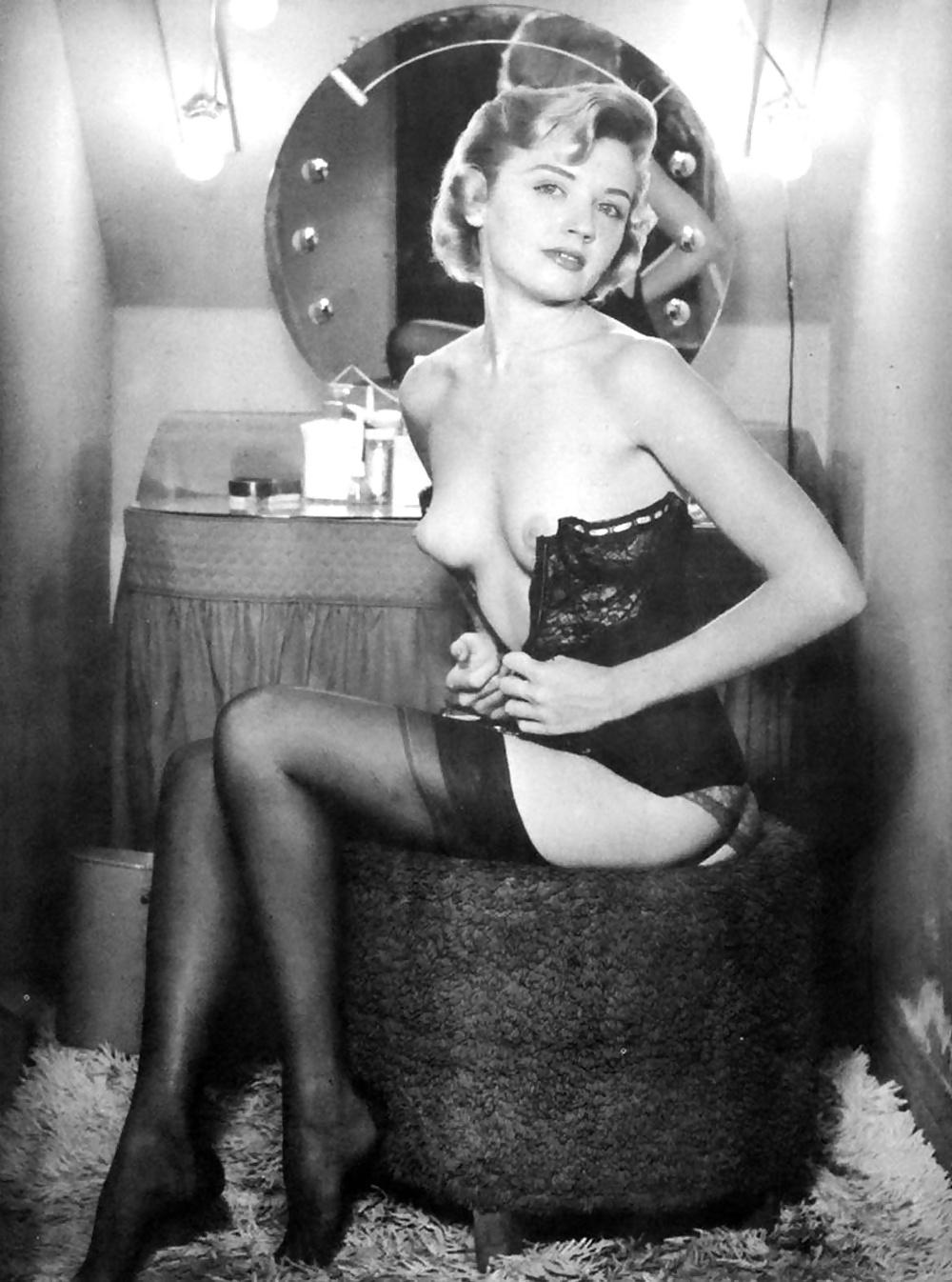 Старое американское эротическое фото женские