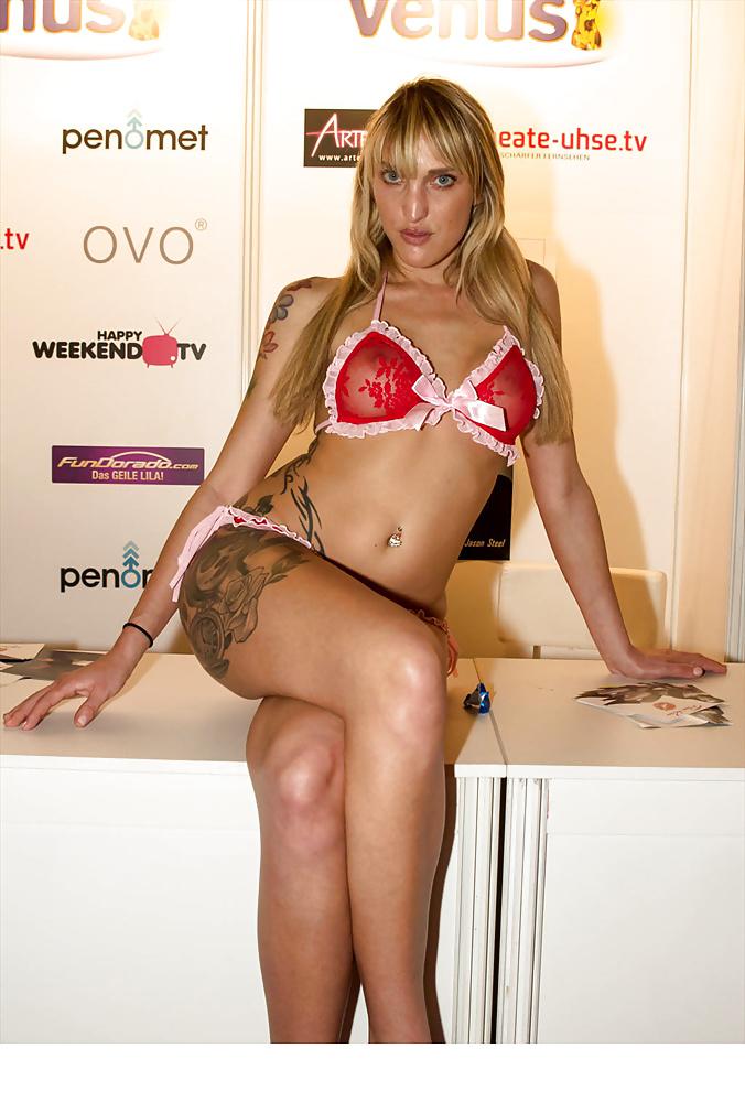 Paula Rowe-German Porn Goddess - Photo #5