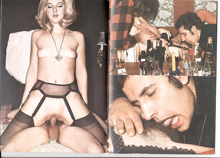 речь порно фото ретро с журналов концу недели