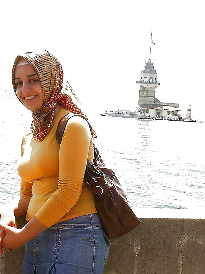 Sexy Turkish Hijab Teen - Photo #6