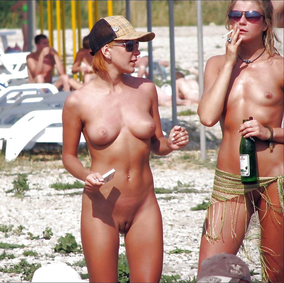 Nudist activist