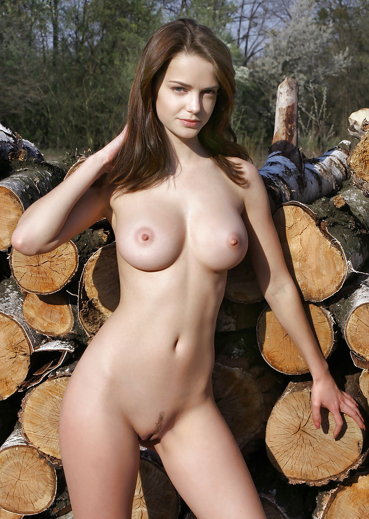 Hot ukrainian female nude